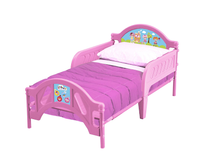 toddler plastic bed lalaloopsy on sale