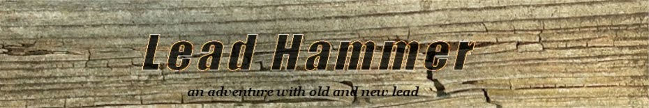 Lead Hammer