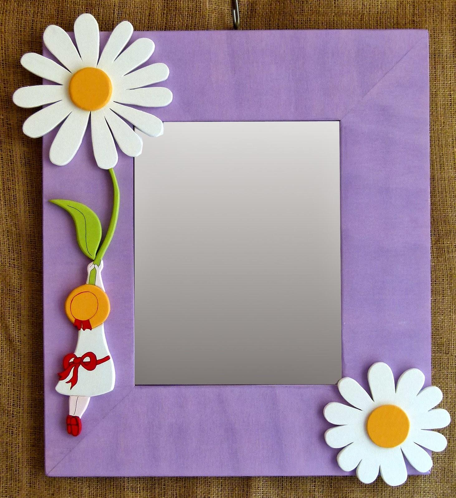 Oro argento e fantasia specchio klimt grande - Specchio antichizzato ...