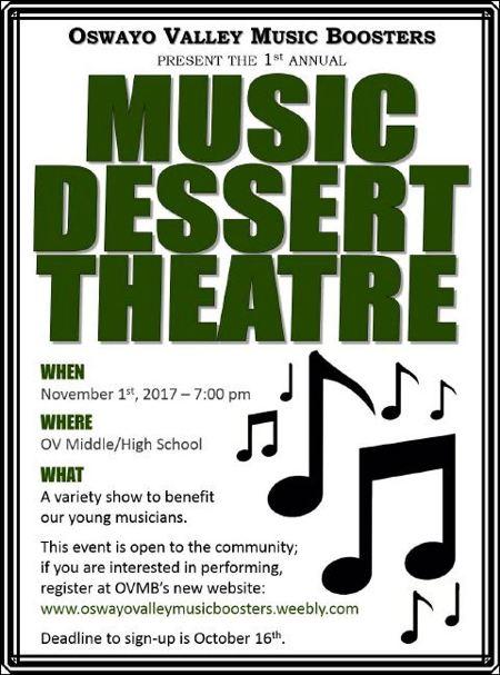 11-1 OV Dessert Theatre, Shinglehouse