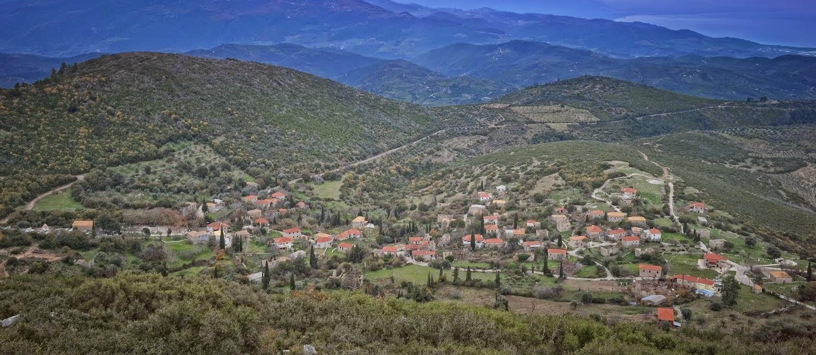 Γενική Άποψη του χωριού