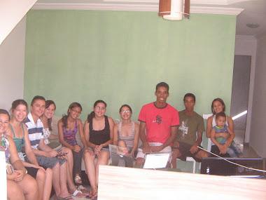 Visita ao Jovem Casal Eduardo e Eliane
