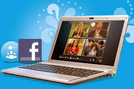 facebook sesli görüntülü görüşme özelliği