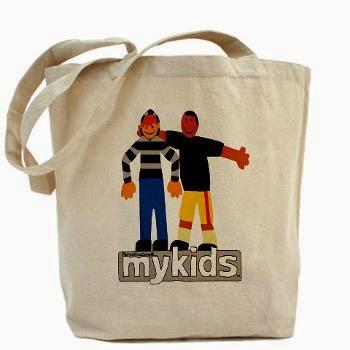 Shop MyKids Unite Character Bags & Tees