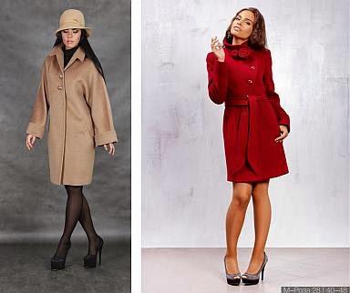 «Острая Роза» - женское пальто оптом