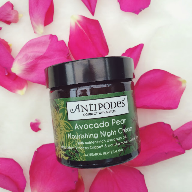 Antipodes Avocado Pear Nourishing Night Cream Review, FashionFake, beauty bloggers