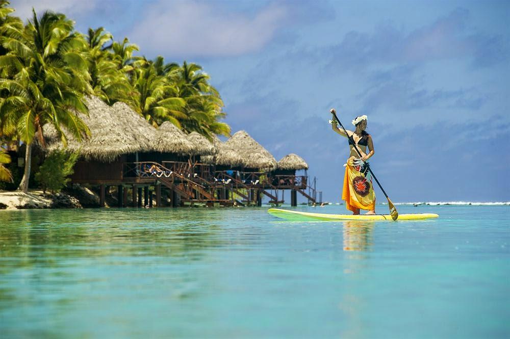 Aitutaki (Isole Cook) - Aitutaki Lagoon Resort & Spa 4* - Hotel da Sogno
