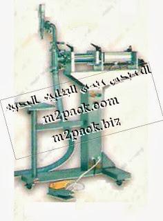ماكينة تعبئة سوائل بالهواء نصف أوتوماتيكي M2PACK التى نقدمها نحن شركة المهندس منسي للصناعات الهندسيه و توريد جميع مستلزمات التغليف الحديث – ام تو باك m2pack.com