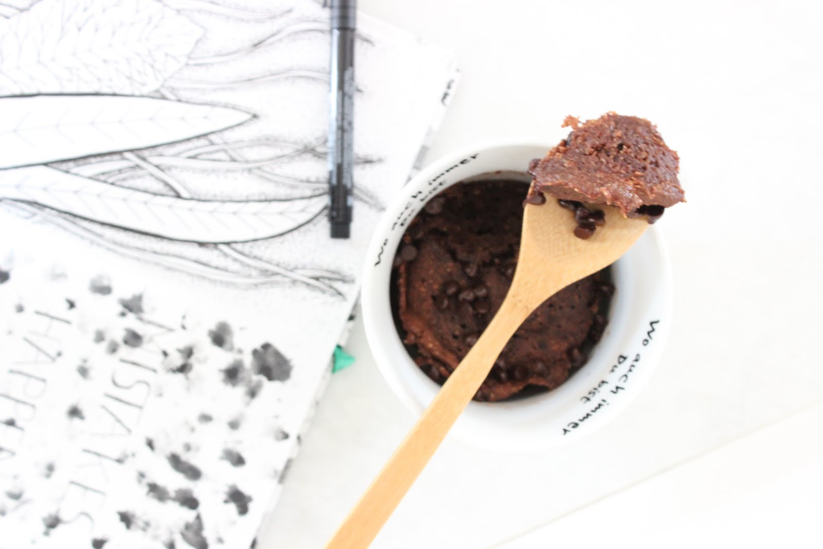Mug Cake Au Chocolat Sans Oeuf Vegan Et En 5 Minutes Top Chrono