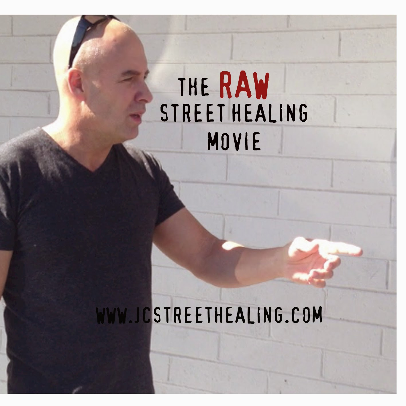 The RAW Street Healing Movie