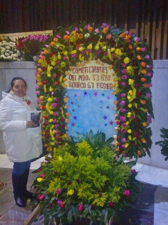 """Peregrinación del Mercado """"Río Blanco"""""""