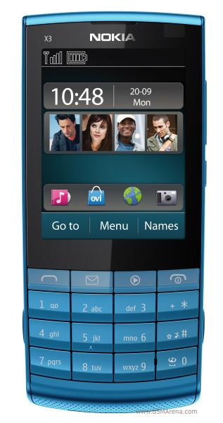 ... dan Berapa Harga Nokia X3-02 | Harga HP Nokia X3-02 | Nokia X3-02