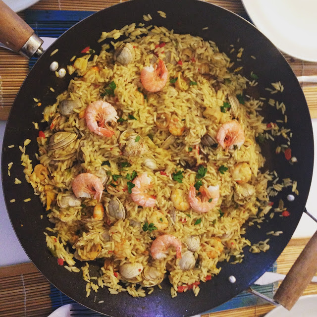 PAELLA | MADE BY MADEIRA
