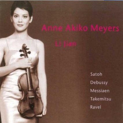 Anne Akiko Meyers - Li Jian  Download Lagu Mp3 Gratis