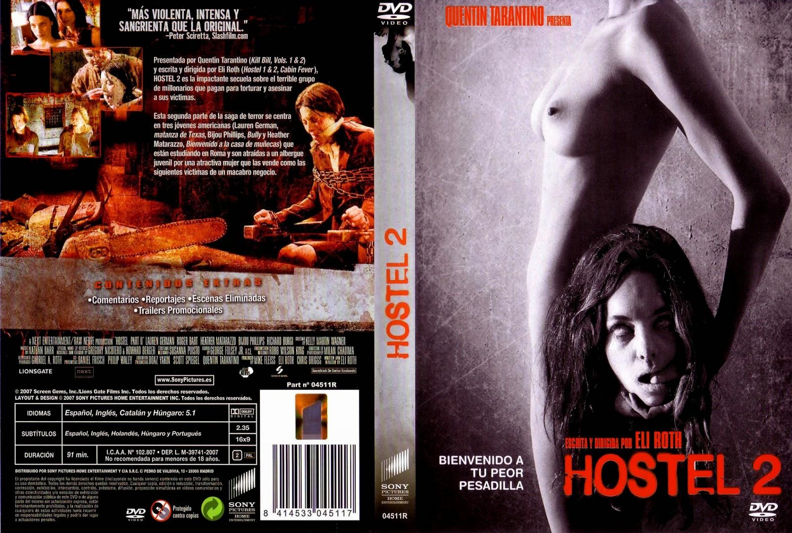 Hostel 2 DVD