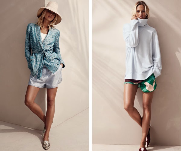 H&M moda mujer colección Studio primavera verano 2015
