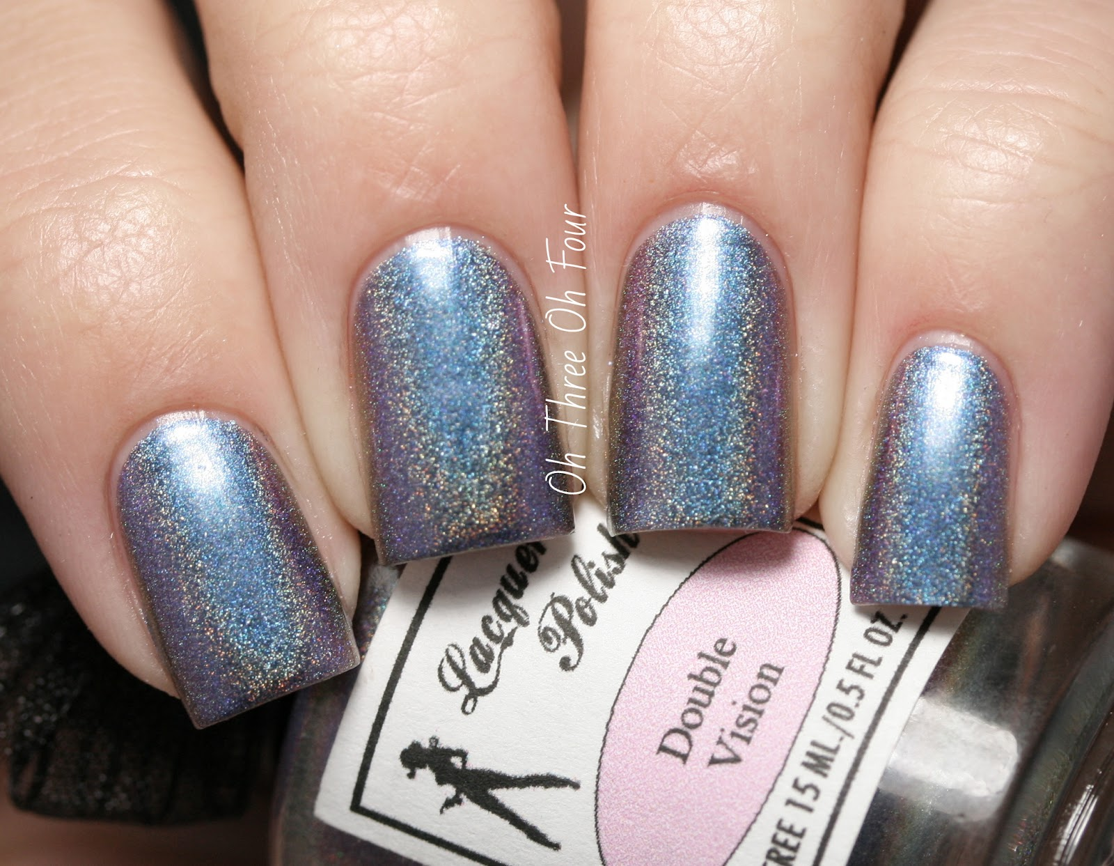 Lacquerhead Polish Double Vision Swatch