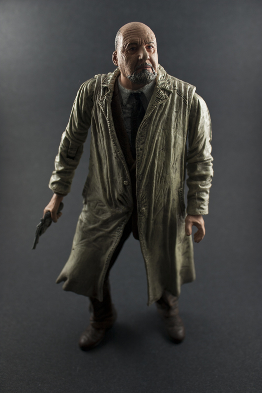 Michael Myers Vs Dr Loomis Halloween Action Figures