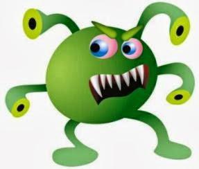 Cara Menghapus Virus (Ramnit) Shortcut, Autorun, Recycler, dan Watermark.exe