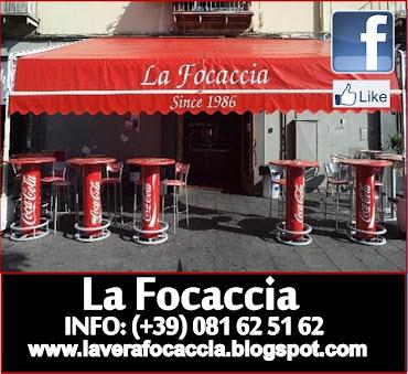 La Focaccia a Fuorigrotta, Naples, Italy