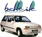 """deco vintage  R5  """"belle ile"""""""
