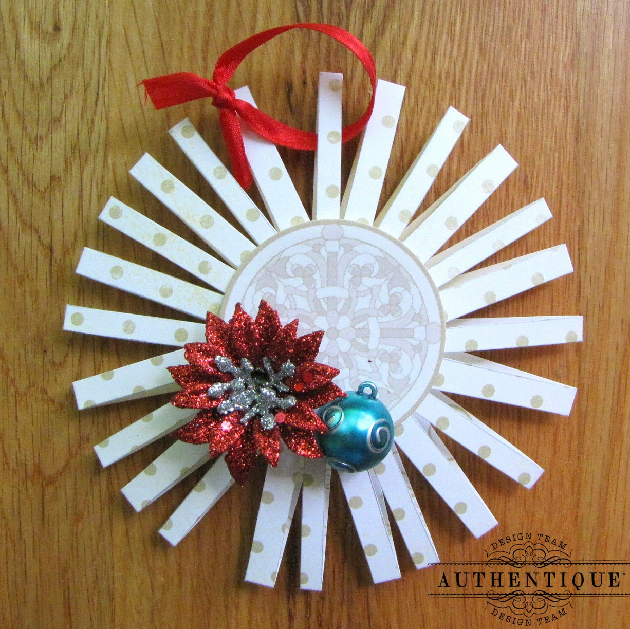 Wreath from old christmas cards - My First Project Is One That I Learned How To Do Back In Grammar School I Created Many Of These Mini Wreaths Out Of Old Christmas Cards At School I Just