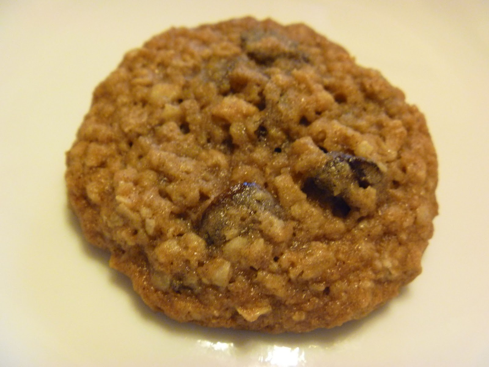 My Homemade Iowa Life: Oatmeal raisin cookies