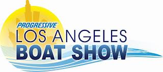 LA Boat Show logo