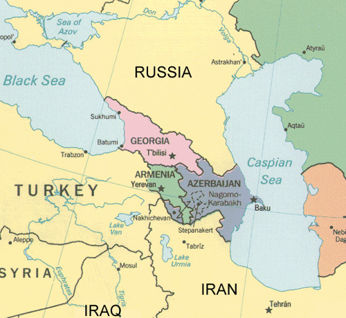 Pakistan Cyber Force [Official] Networked Blog: Armenia, Azerbaijan, Turkey, Russia & World War III [Monday, June 27, 2011]