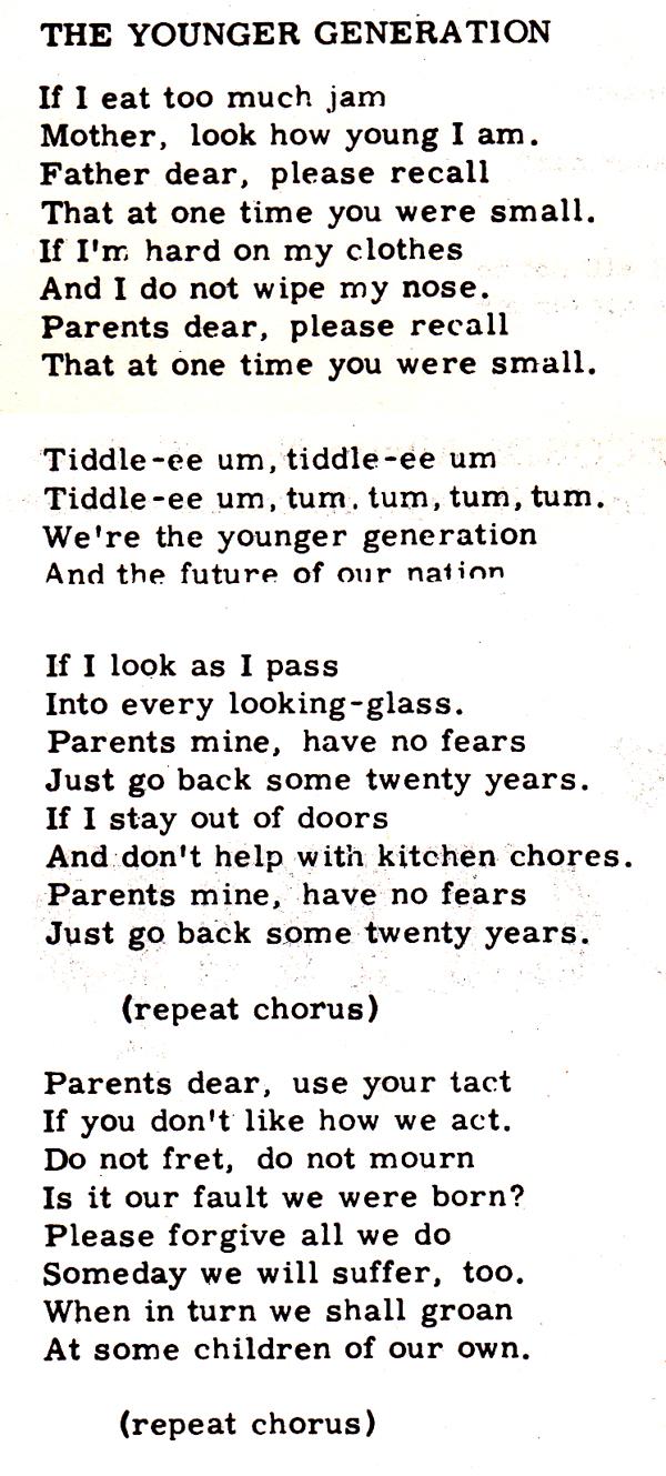Allan Sherman:Camp Granada Lyrics | LyricWiki | FANDOM ...
