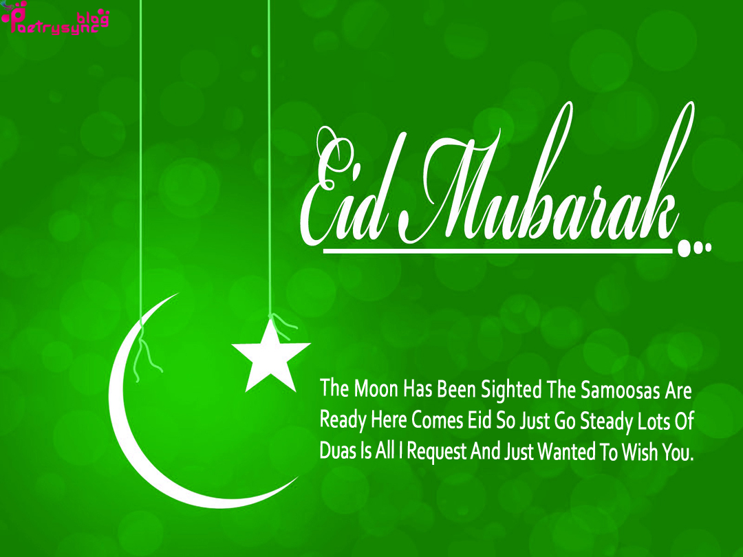 Advance Eid Mubarak Wishes With Images