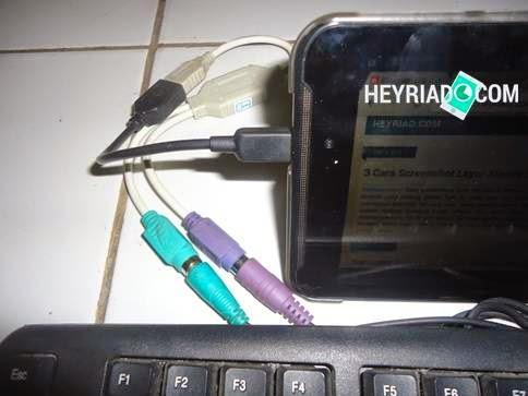 Memasang Keyboard Komputer Di Android