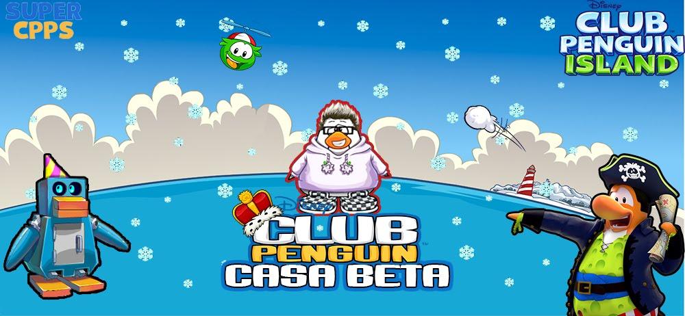 ClubPenguinCasaBeta, Lo mas reciente de la Isla de ClubPenguin y supercpps!!!!