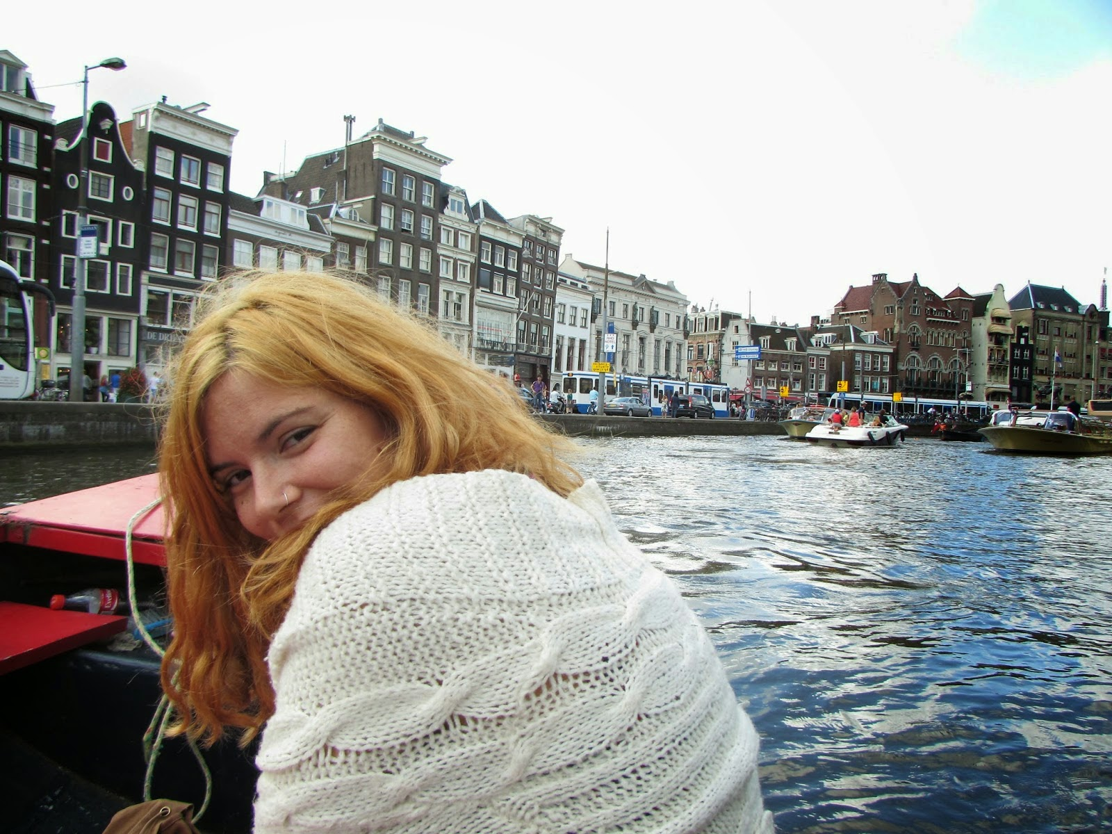 Shanti Free Bird - canals of Amsterdam