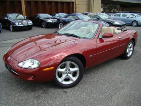 cars updates 2000 jaguar xkr convertible. Black Bedroom Furniture Sets. Home Design Ideas