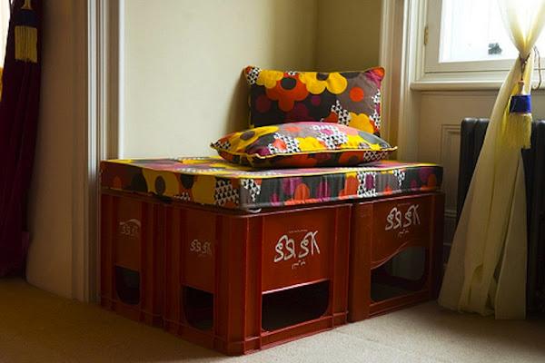 Refrescos decorar tu casa es for Decorar reciclando muebles