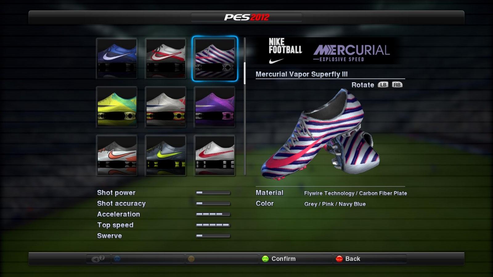 PRO Evolution Soccer 2012 free - Download latest