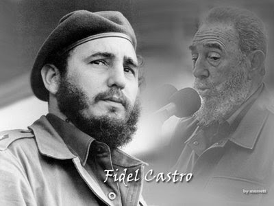 Today, August 13, 2011 it is the birthday of Fidel Castro Ruz, leader of the Cuban Revolution.