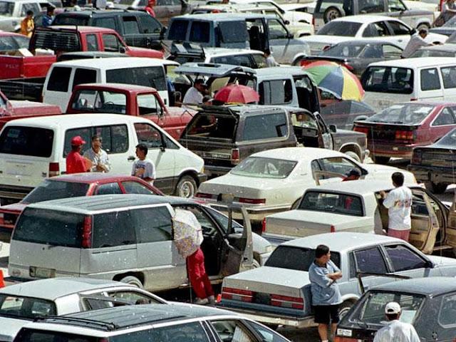 Industrias y autos en México