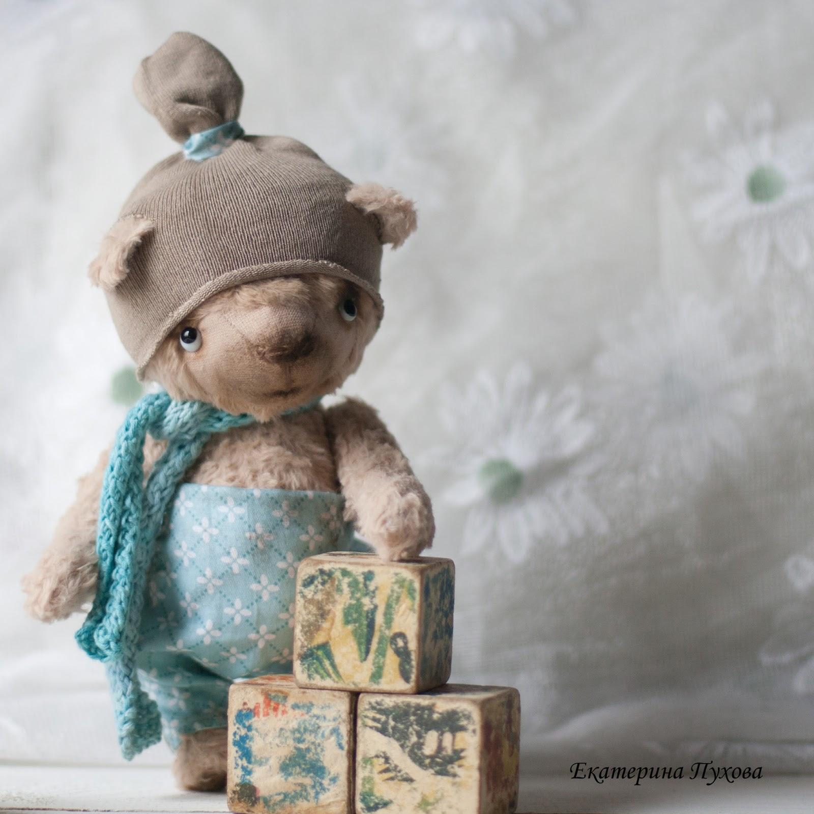 Екатерина Пухова мишки