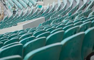 Arena Fonte Nova terá 50 mil cadeiras de cor verde