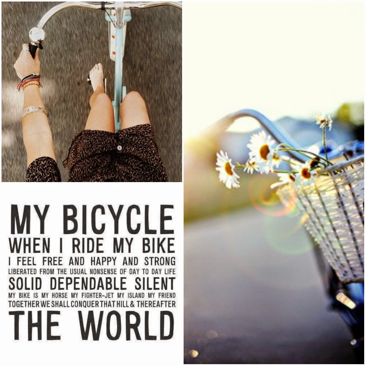 Currently #22 - Some Thoughts on Cycling