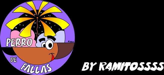 PERRO DE FALLAS  by ramitossss