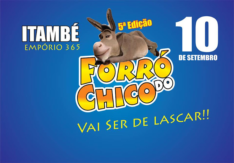 Forró do Chico!!!