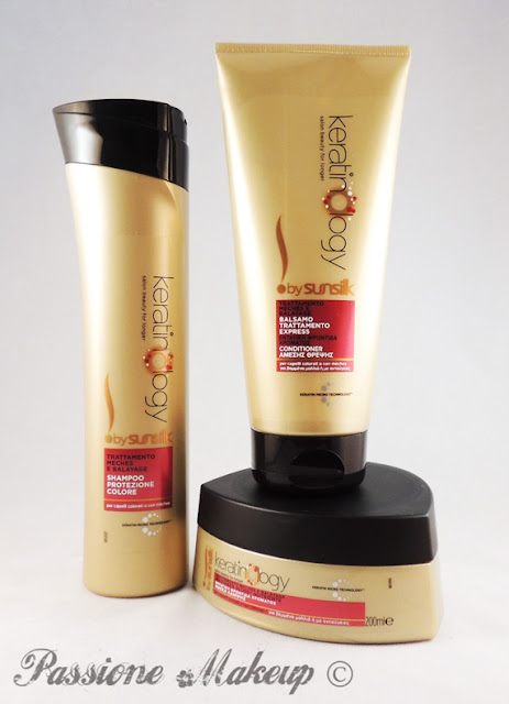 Keratinology by Sunsilk Trattamento Mèches e Balayage
