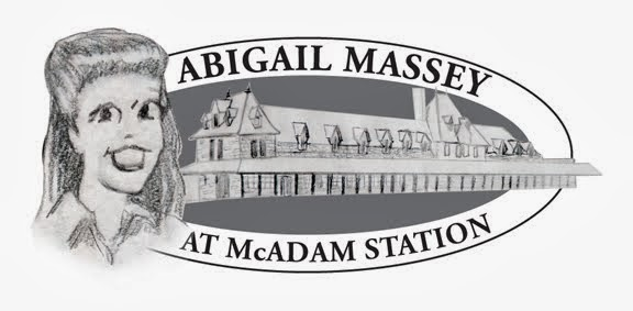 The adventures of Abigail Massey at McAdam Station