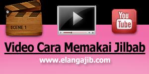 Video Cara Memakai Jilbab Segi Empat Yang Simple