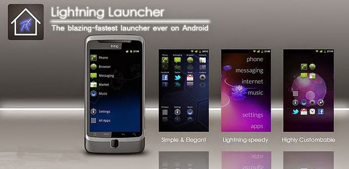 Lightning Launcher eXtreme APK