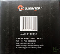 Lumintop PS03 4x18650 Flashlight - In Box 3
