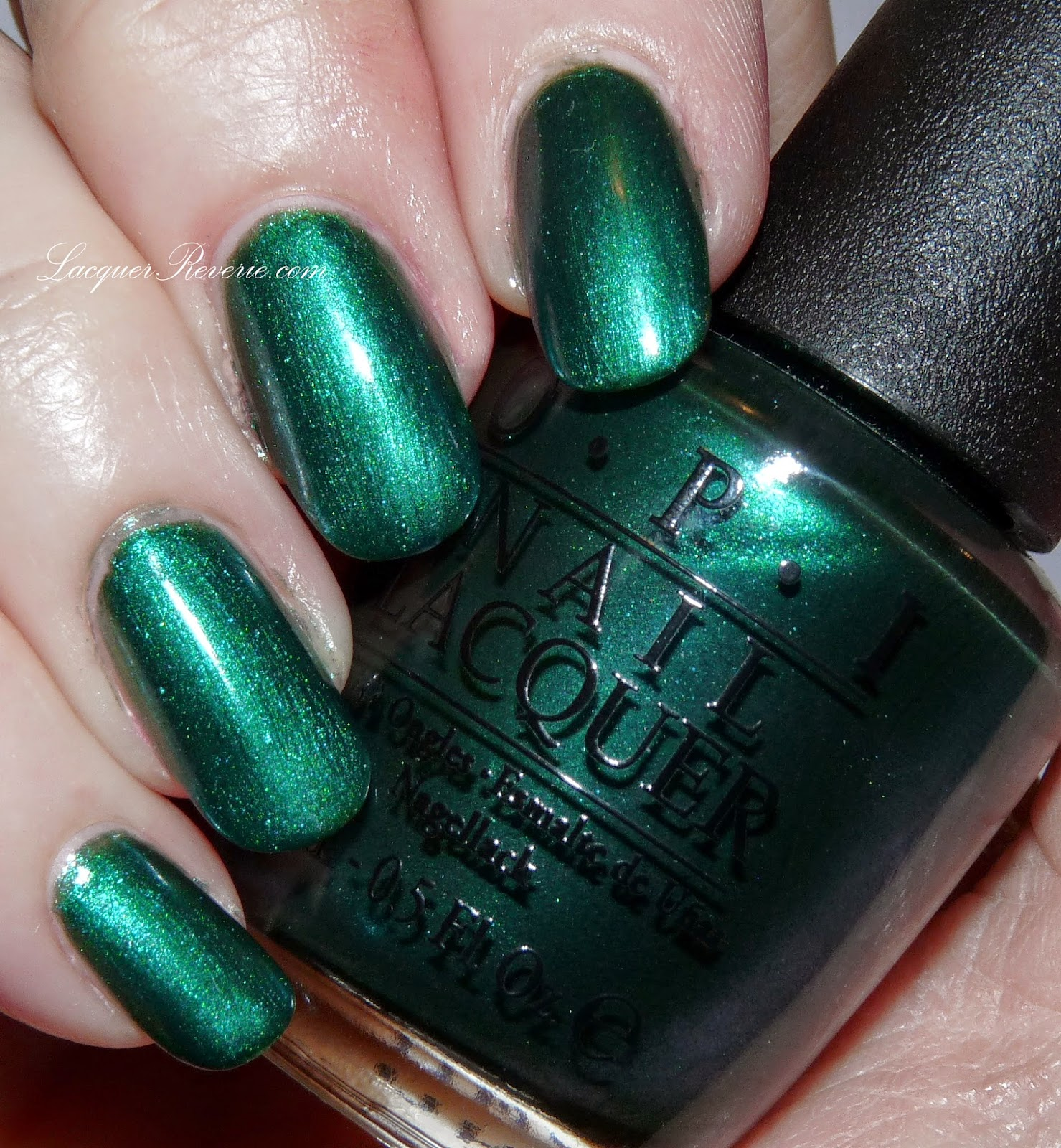 Lacquer Reverie: Emerald Greens: OPI, Ulta, and Zoya